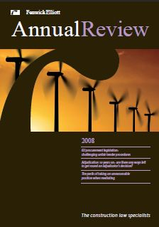 Cover of the Annual Review