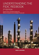 'Understanding the FIDIC Redbook cover
