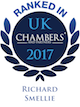 Richard Smellie ranking logo