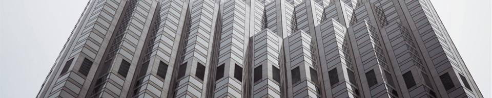 Office block towers